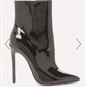 Bebe Liquid Patent Booties!